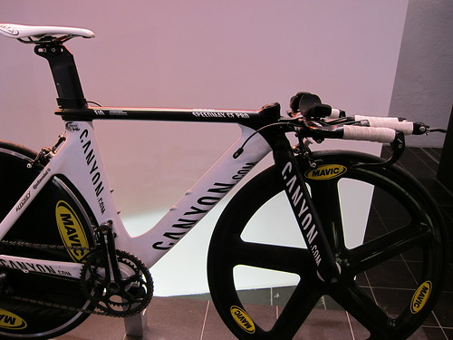Cuddles TT bike from 2009 #2