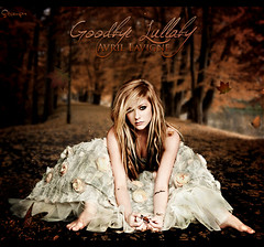 Avril Lavigne: Goodbye Lullaby (~Stranger) Tags: love beautiful smile dawn you alice hell stranger here will be what push were goodbye wish avril lavigne avrillavigne lullaby the everybodyhurts i abbeyy goodbyelullaby