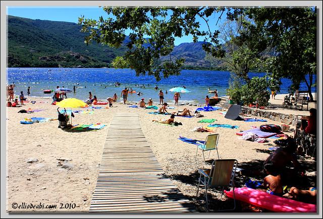 6 lago de Sanabria