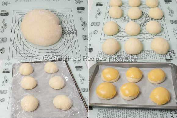 How To Make Pineapple Buns02