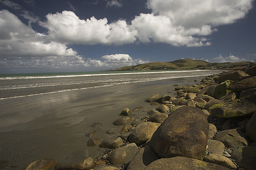 Colac Bay - just west of Invercargill on the south coast of the South Island