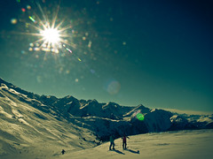 vintage Hochzieger (1yen) Tags: ski alps austria tirol sterreich skiing tyrol lightroom pitztal hochzeiger austrianalps sterreich