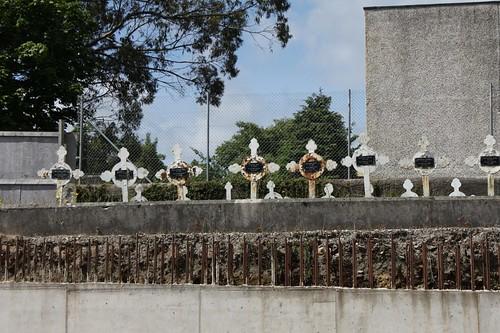 Magdalene Laundry Cemetery, Kinsale, co. Cork.