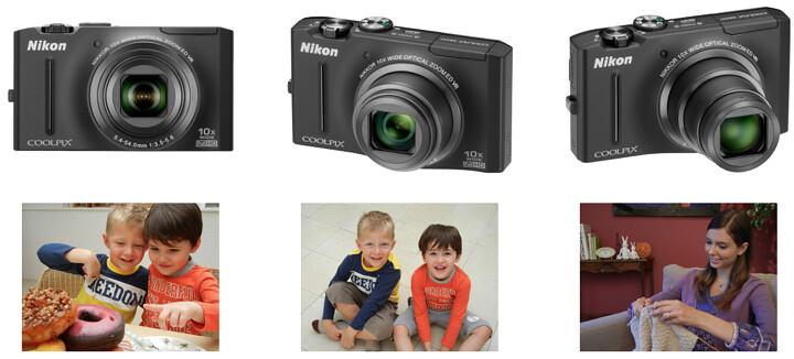 Nikon S8100