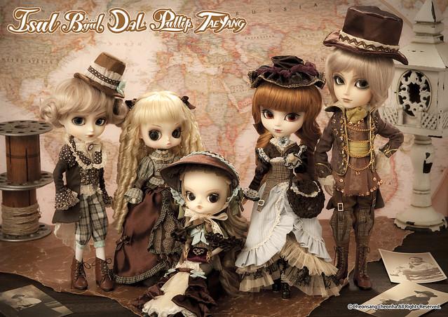 [Mai 2011] Série Dollte-Porte - Byul LEROY 5404354710_db4b734437_z