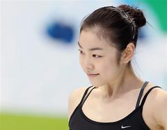 Figure Skating Queen YUNA KIM ({ QUEEN YUNA }) Tags: korea queen olympic figureskating worldchampion figureskater olympicchampion yunakim   kimyuna