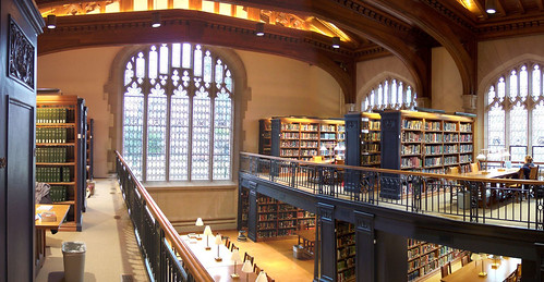 Frederick Ferris Thompson Memorial Library