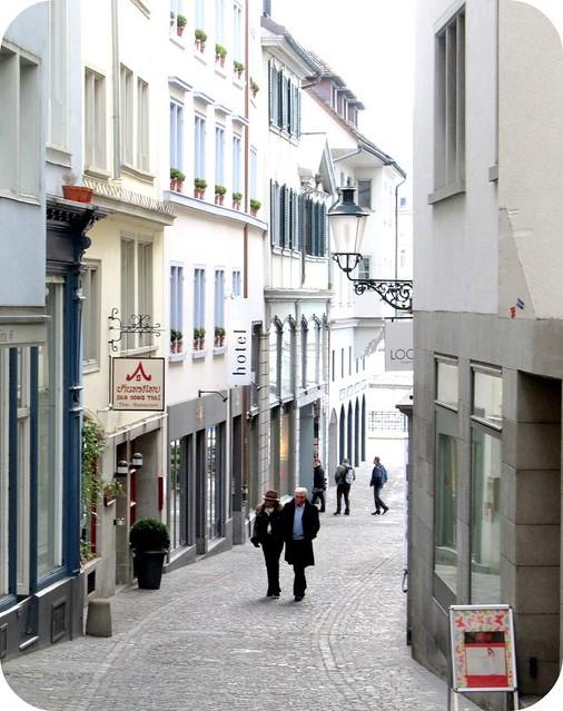 swizerland street