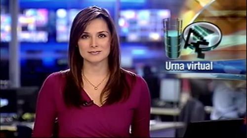 Silvia Corzo Noticias Caracol 20110204 1230
