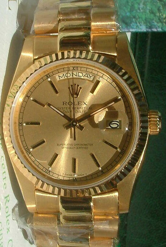 "The Golden Rolex in ""CSI: NY"" Episode ""Unusual Suspects"""