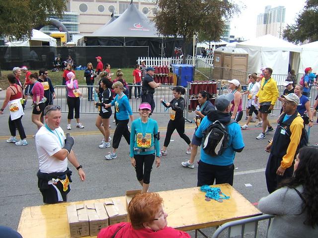 1/2 marathon