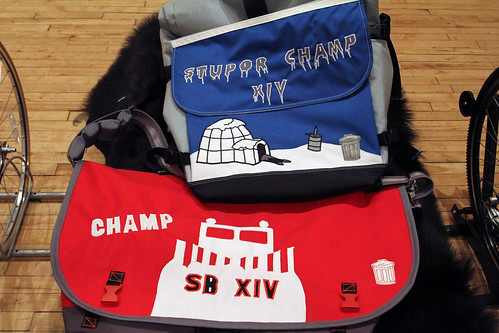 Men's Stupor and Speed Winner Bags