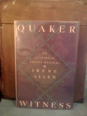 Quaker Witness, Prima