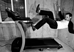 I should have just gone to the gym... (iPlaid34 (sooooo busy - catching up soon!)) Tags: ouch levitation running falling treadmill