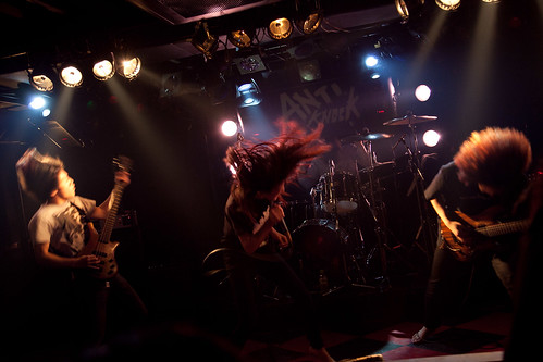 Jan.28.2011 theAio @ Shinjuku ANTIKNOCK