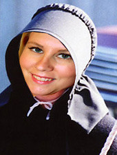 Amish Lady