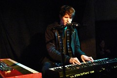 James Blake at Borderline