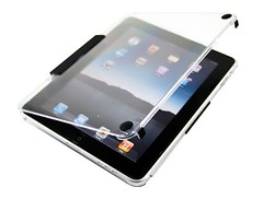 iPad Accessories, eReader Accessories: LaptopDesk.net - CRYSTAL IPAD FOLIO