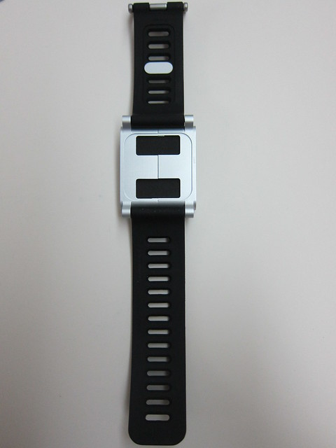 Watch Back View