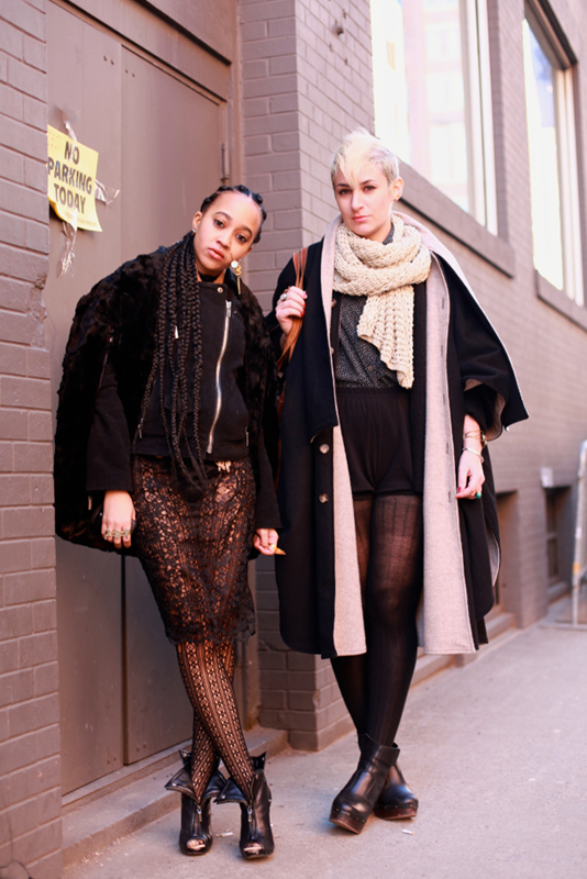 215 - new york street fashion style