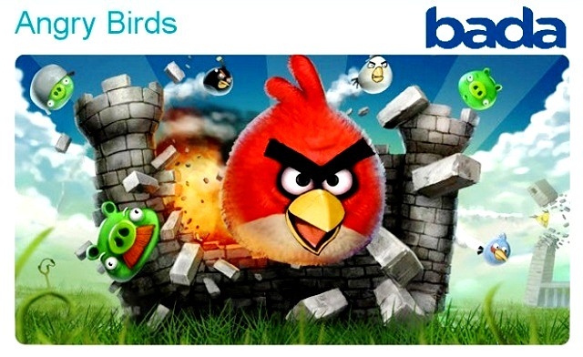 Asphalt 6 and Angry Birds on Wave S8500 Bada 2.0 - YouTube
