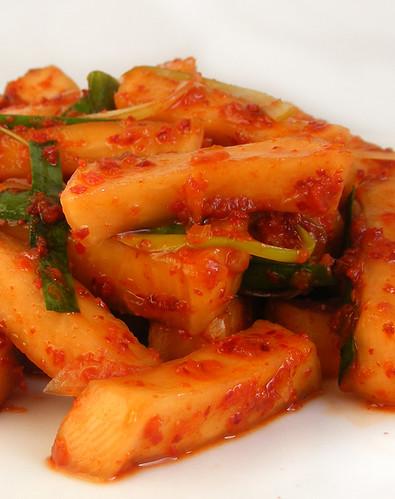 Rettich Kimchi