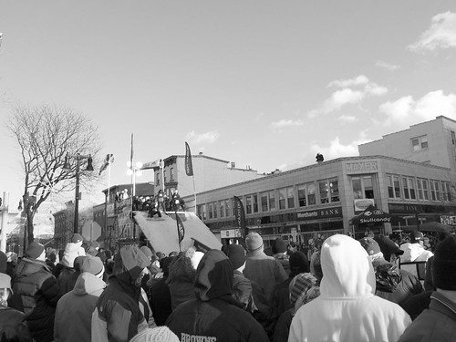 Rail Jam: Easton PA