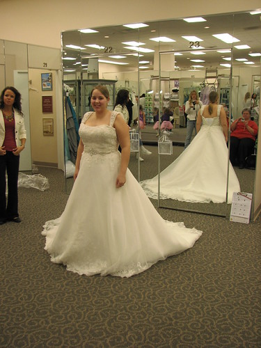 Ambers Wedding Dress - 2-13-11 027