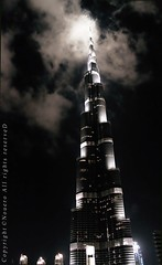 Emirates Tower -   (NOURA - alshaya ) Tags: tower united emirates arab  the