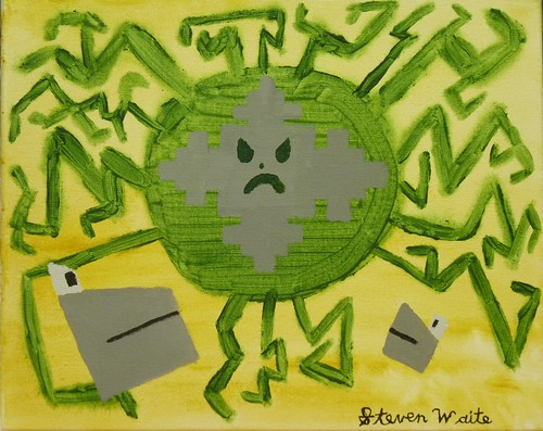 Steven: Green Menace