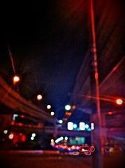 Interchange in the dark