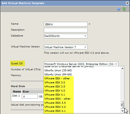 Deploy ESX & ESXi With Hidden Lab Manager 4 Switch » boche net