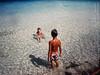 stand by me (Ąиđч) Tags: sardegna portrait beach andy water kids children sardinia crystal bambini andrea candid andrew clear maddalena acqua ritratto spiaggia benedetti cristallina ąиđч