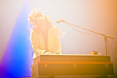 Beach House (Victoria Legrand) _BH07195xr (hazyskyline) Tags: music woman beautiful wednesday golden la losangeles concert live indie subpop beachhouse musicbox victorialegrand alexscally lindseybest thefonda lastfm:event=1766231