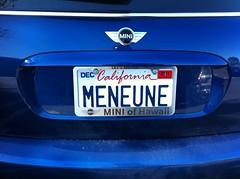 Meneune (FrogMiller) Tags: hawaii plate mini license hawaiian legend myth meneune menehuene
