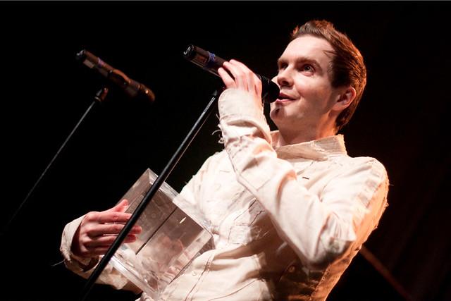 Utdeling av Nordic Music Prize - Jonsi fra Island vant Nordic Music Prize 2010