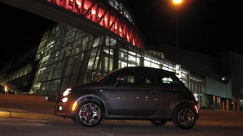 10 - 2012 FIAT 500 @ RPAC.  Columbus, OH