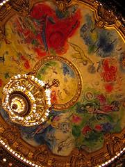 Paris, France, 2005 (Photox0906) Tags: ballet music paris france dance opera theater danse ceiling chagall opra thtre musique plafond gilding lustre opragarnier dorures