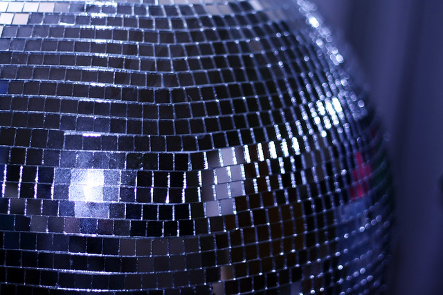 Day 173 - Disco Ball