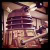 Yet another Dalek causing havoc in the corridors of Gallifrey One.