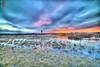Streamers (Kansas Poetry (Patrick)) Tags: sunset lawrencekansas ndfilters bakerwetlands wakarusawetlands patrickandnancysnuggle
