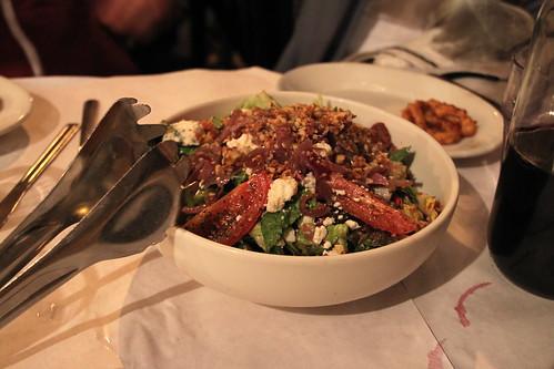 insalata gorgonzola