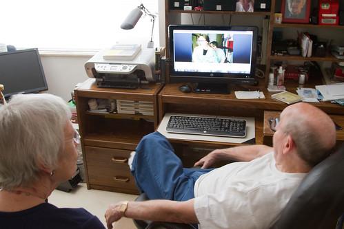 Family Quilt - Skype