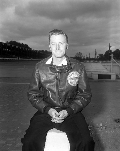 1956 Indy 500 winner Pat Flaherty