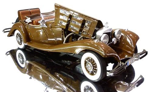 Bauer Mercedes 540K 1935