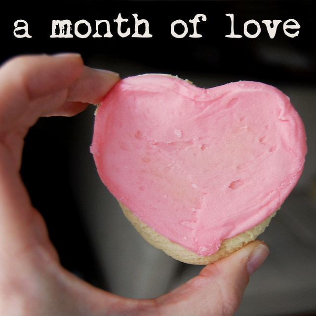 a month of love
