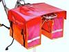 clarijs xl panniers red orange pink (@WorkCycles) Tags: dutch bags panniers fietstassen willex clarijs workcycles fastrider bisonyl