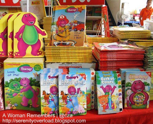 barney-books, children-books