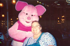 Me with Piglet