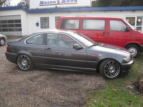 BMW 320 Ci M Sport